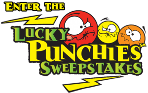 Sourpunch Punchies Lucky PUNCHIES Sweepstakes and Instant Win Game