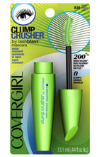 FREE CoverGirl LashBlast Clump Crusher Mascara at Noon EST
