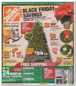 Home Depot Black Friday Deals