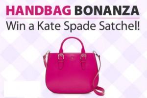 Enter to WIN a Kate Spade Handbag