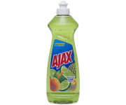 FREE - Bottle of Ajax Dish Liquid