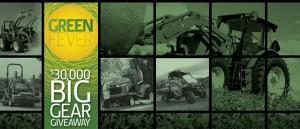 John Deere Big Gear Sweepstakes