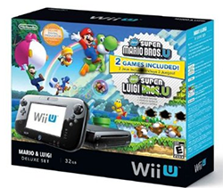Wii U Deluxe Set Sweepstakes