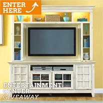 Win this Entertainment Center