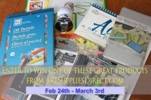 Art and Crafts Kit Giveaway - 2 Winners