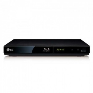 LG BP125 Blu-Ray Disk DVD Player 1080p, Dolby Digital True HD DEAL!!!