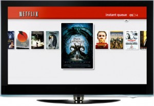 Enter to WIN A 50 inch HD TV and 3 Months FREE Netflix!