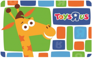 Enter to WIN a $3500 Toys R Us Shopping Spree