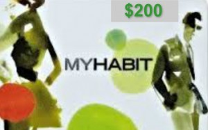 Enter to Win a $200 MyHabit Shopping Spree