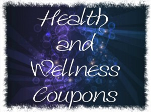 HEALTH AND WELLNESS COUPONS