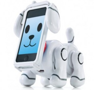 Robotic Puppy TechPet for iPhones & iPod touch