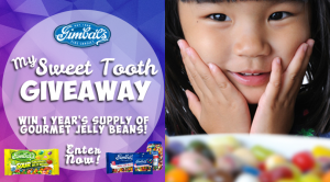 My Sweet Tooth Giveaway