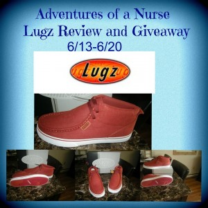Lugz Strider Linen Giveaway