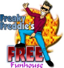 Freaky Freddie T-Shirt Giveaway