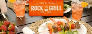 Rock the Grill Giveaway Sweepstakes