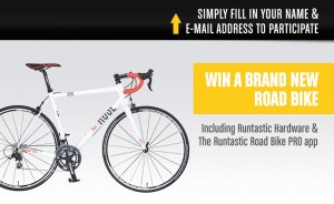 Runtastic Road Bike Sweepstakes