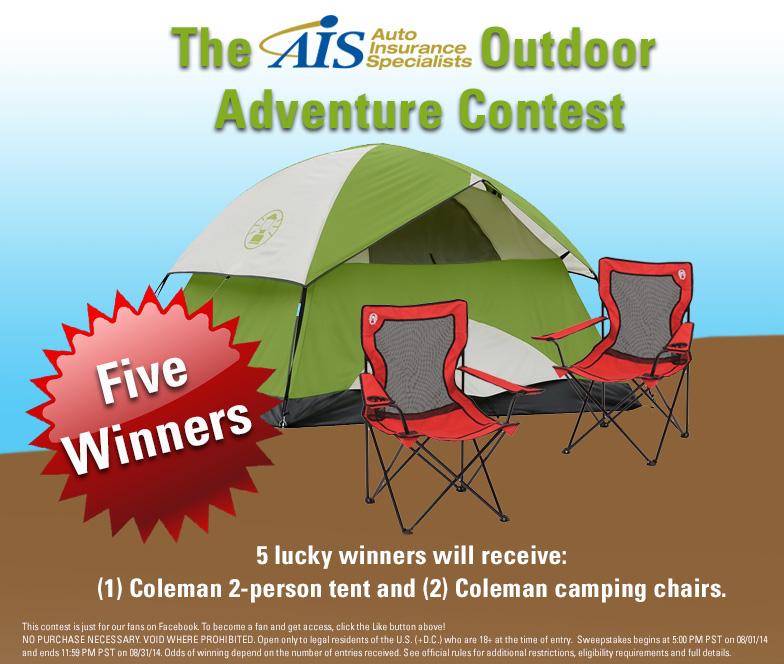 AIS Insurance - The AIS Outdoor Adventure Contest