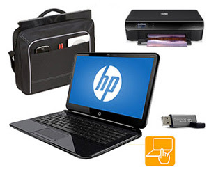 Back To School Laptop Bundle Giveaway