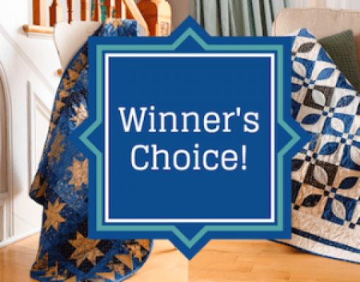 Enter to Win a Quilt Kit from Craftsy