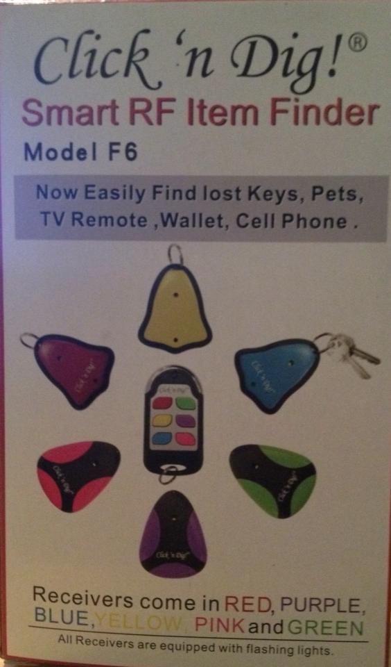 Click n Dig Key Finder Review