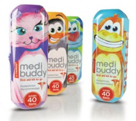 MEDIBUDDY First Aid Kit Review