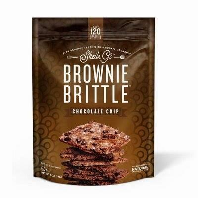 Brownie Brittle Giveaway
