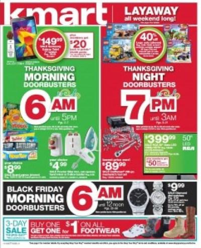 Kmart #BlackFriday Ad