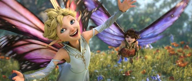 STRANGE MAGIC Opening in Theaters