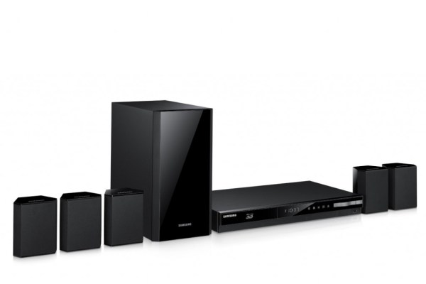 Samsung 3D Blu-Ray Home Theater System Sweepstakes