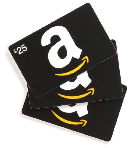 Amazon $25 Gift Card Giveaway
