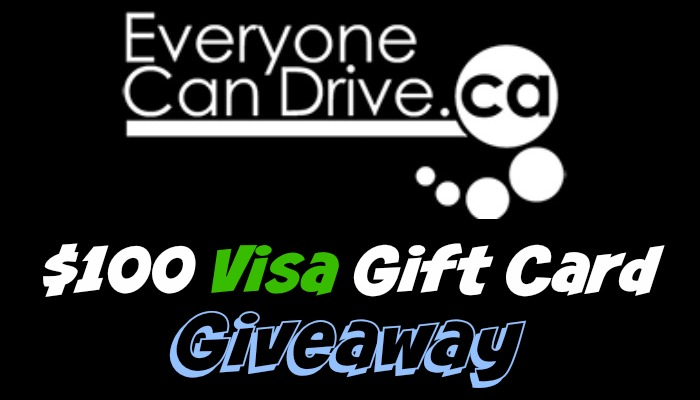 EveryoneCanDrive Giveaway
