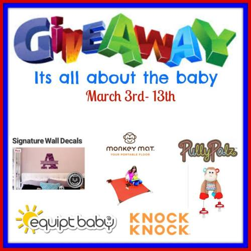 Its All About the Baby Giveaway