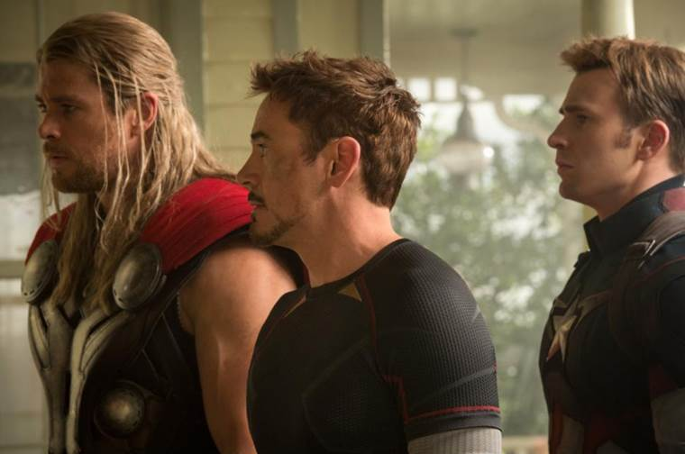 Marvel's AVENGERS AGE OF ULTRON Extended Version Now Available