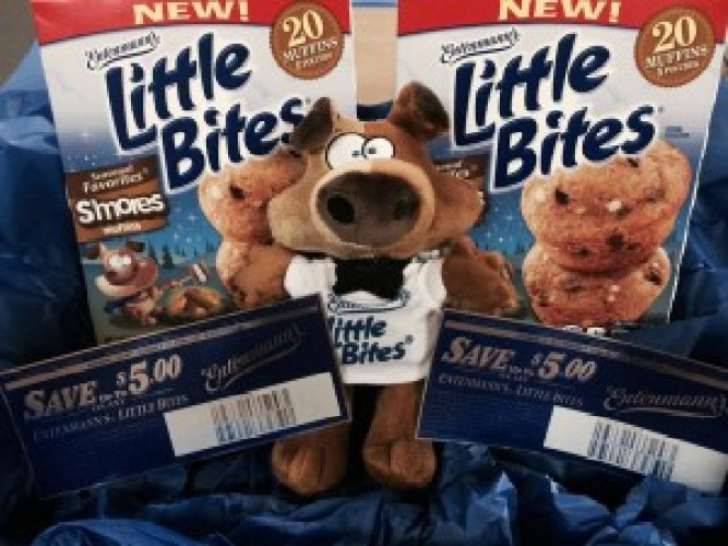 Entenmann's Little Bites Prize Pack Giveaway2