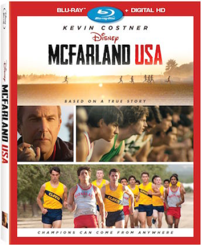 McFarland USA on Blu-ray Combo Pack, Plus a Tamale Recipe!