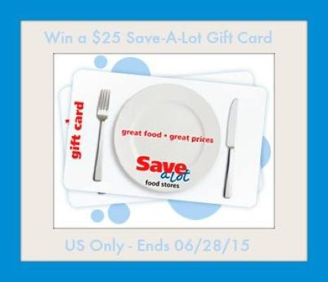 Save-A-Lot $25 Gift Card Giveaway