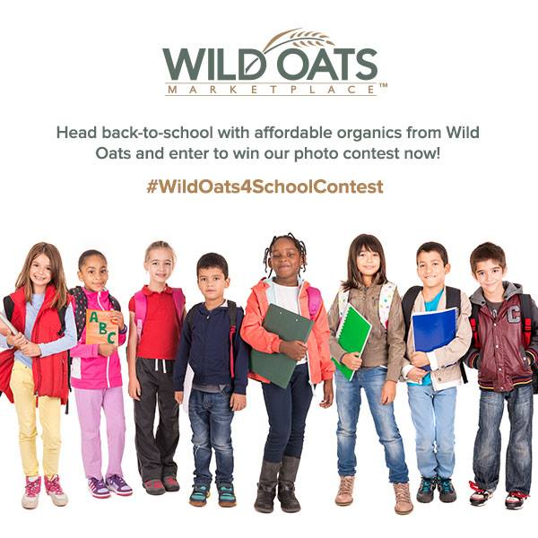 Wild Oats 4 School #madetomatter Photo Contest