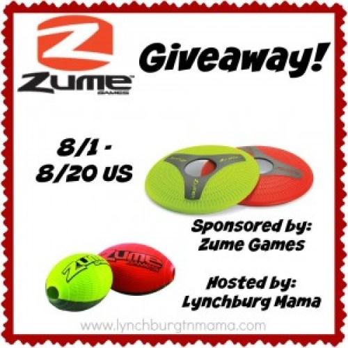Zume Games Dizk & Tozz Giveaway