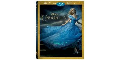 Cinderella Blu-Ray DVD Combo Pack Giveaway