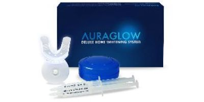 Woman's Day Auraglow Teeth Whitening System Sweepstakes