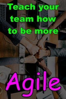 What is an Agile Team Image