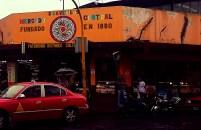 Exterior of Mercado Central