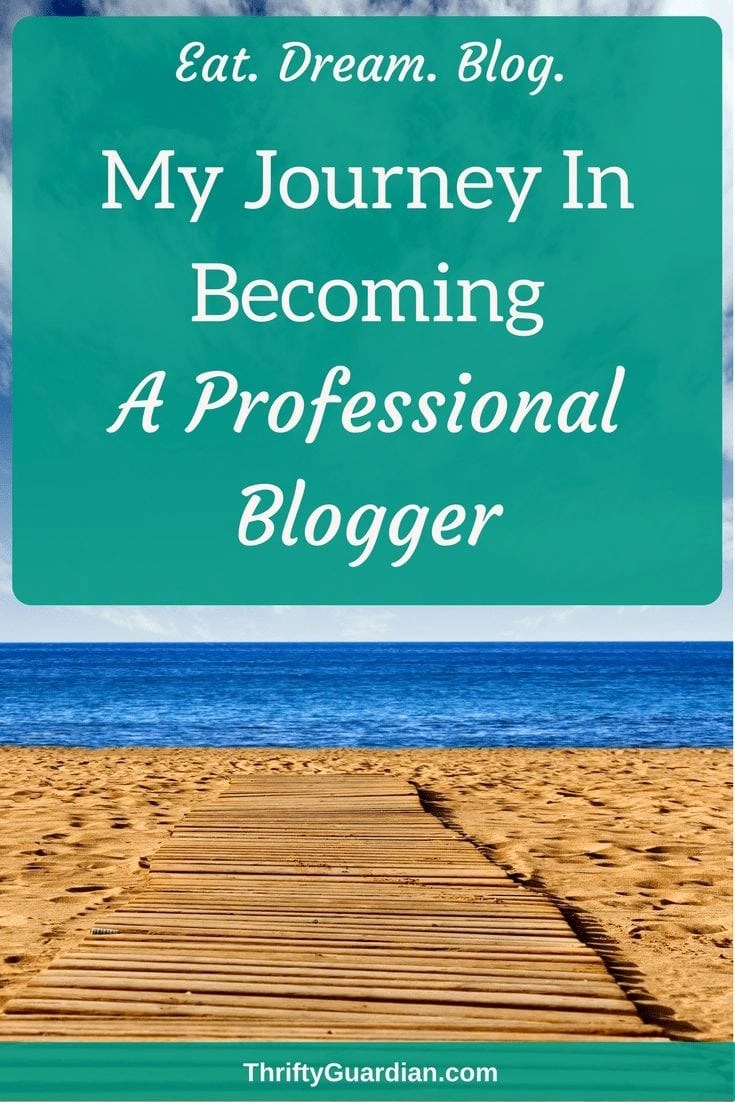 One woman's adventure on achieving her dreams through blogging. It's not easy to be a professional blogger, but keep pushing forward and you'll get there! #blogging #bloggingtips #professionalblogger #workfromhome #wahm #blogger