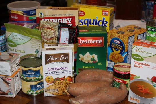 How I Spent $19.67 to Feed a Family of Four for A Week