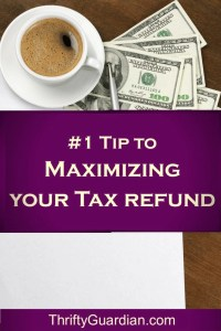 Make the Most of Your Tax Return Money