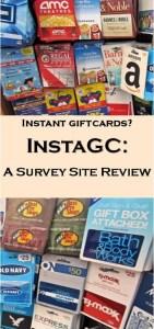 A review of InstaGC, a survey site review