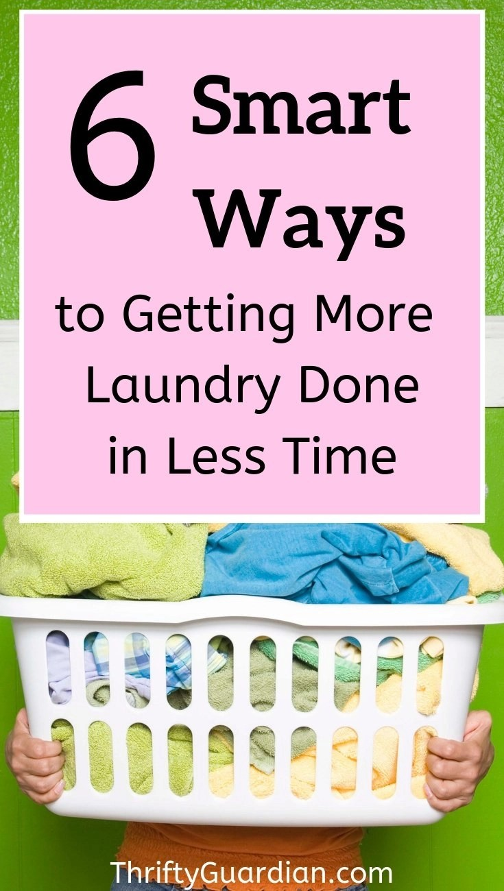 make laundry easier