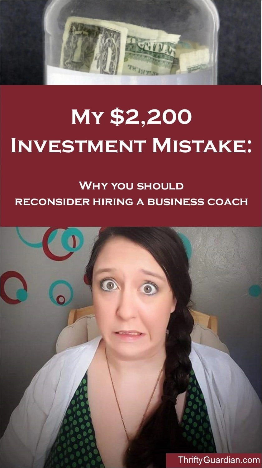 My $2,200 Investment Mistake