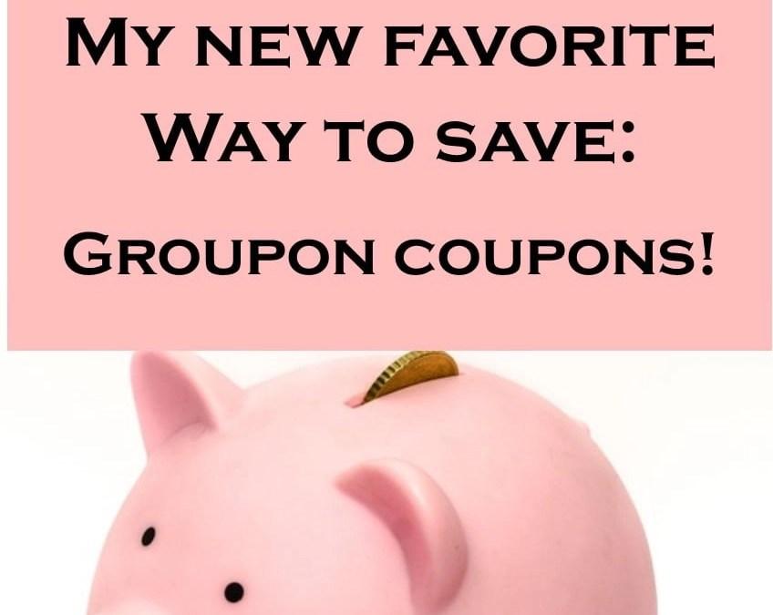 Groupon Coupons – A New Way to Save!