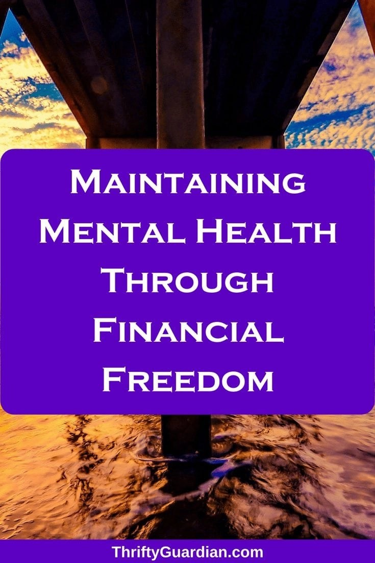 Financial Freedom and Mental Health